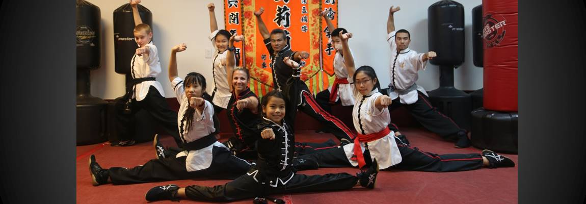 KUNG-FU FOR KIDS