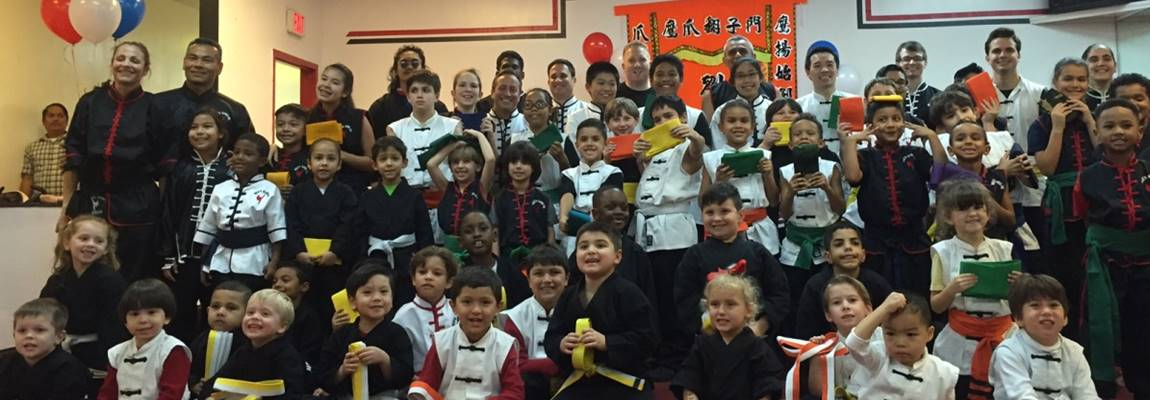 Nee's Kung Fu Black Belt Academy